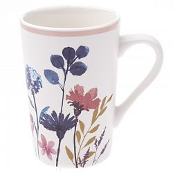 Porcelánový hrnček Fieldflowers, 370 ml