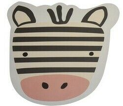 Prestieranie Zebra, 40 x 40 cm