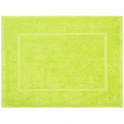 Profod Kúpeľňová předložka Comfort zelená, 50 x 70 cm