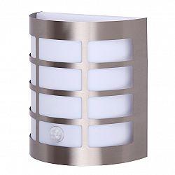 Rabalux 8800 Sevilla vonkajšie nástenné svietidlo s pohybovým senzorom, 21 cm