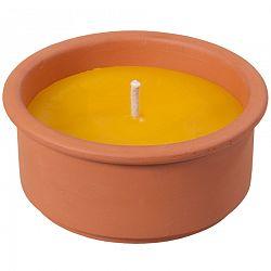 Repelentná sviečka citronela 15 cm, Nohel Garden