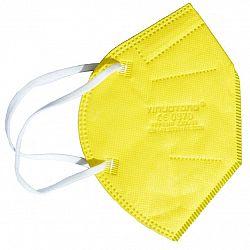 Respirátor FFP2 žltá