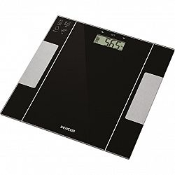 Sencor Osobná fitness váha SBS 5050BK