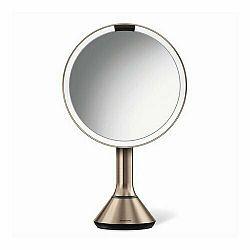 Simplehuman Senzorické kozmetické zrkadlo s osvetlením 5x zväčšenie 8
