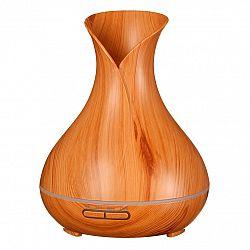 Sixtol Aróma difuzér Vulcan svetlé drevo, 350 ml