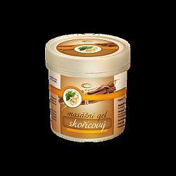 Škoricový masažný gél 250 ml TOPVET