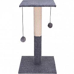 Škrabadlo pre mačky Square tree, 34 cm