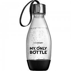 Sodastream MY ONLY BOTTLE fľaša čierna 0,6l