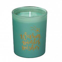 SPAAS Vonná sviečka v skle Lesný vánok, 8 x 9,5 cm
