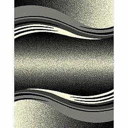 Spoltex Kusový koberec Enigma 9358 Grey, 80 x 150 cm