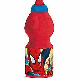 STOR Plastová Spiderman 400ml