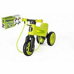 Teddies Odrážadlo Funny wheels Rider SuperSport 2v1, zelená