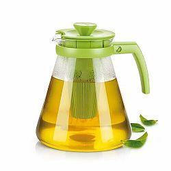 TESCOMA Kanvica TEO Tone s lúhovacími sitkami 1,7l zelená