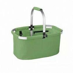 Tescoma SHOP! 906160.25 Nákupný košík skladací SHOP! - zelená