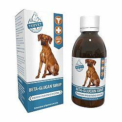 Topvet Beta glukán sirup pre psov 200 ml