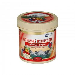 Topvet tatranský gél 250 ml