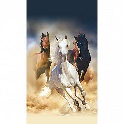 Vertikálna fototapeta Horses, 90 x 202 cm