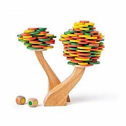 Woody Balančná hra Strom, 13 cm